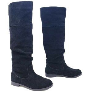 Steve Madden Balen Almond Toe Knee High Boot Sz 6